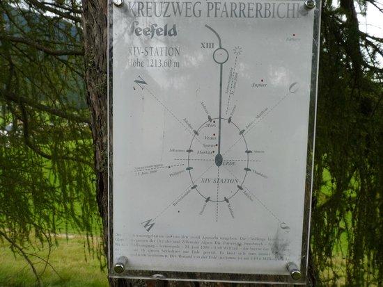 Kreuzweg mit Steinkreis : it's a pity i don't understand German!