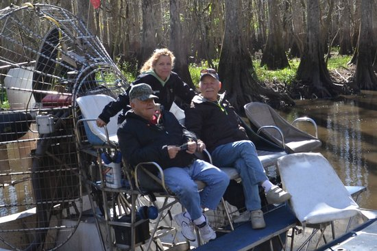 Ray's Airboat Rides: Fun for the Family ...Guaranteed!