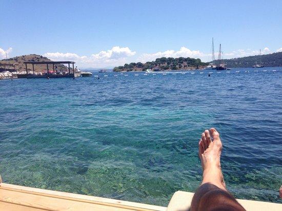 Macakizi Hotel Bodrum : Paradise