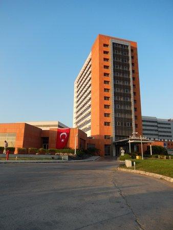 Novotel Istanbul City West Hotel : Hôtel