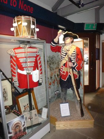 Coldstream Museum - Uniform