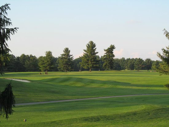 Pipestem Resort State Park: Golf Course