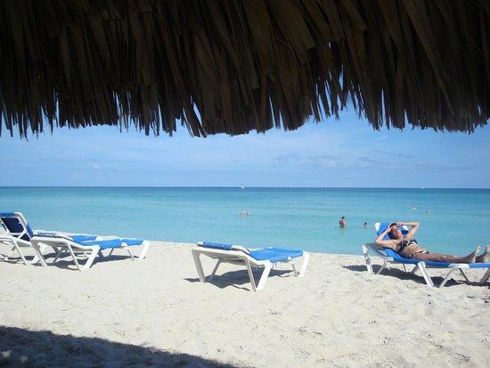 Hotel Los Cactus: Resort beach