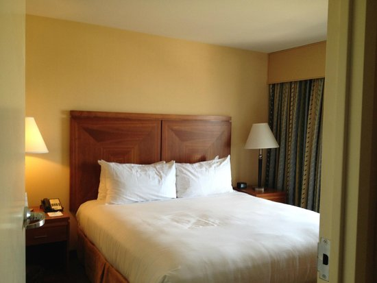Embassy Suites by Hilton Boston - at Logan Airport: Suite