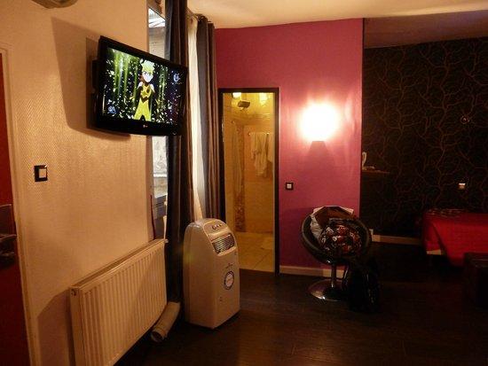 Hotel Pointe Rivoli : Room 20