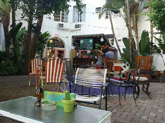 Freehand Miami: Jardim