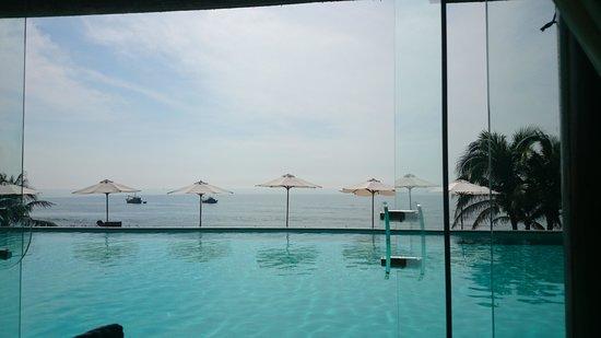 Villa Del Sol Beach Villas & Spa: Бассейн