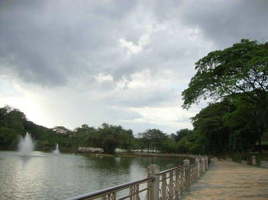 Perdana Botanical Garden: セントラルパーク内。きれいでした!