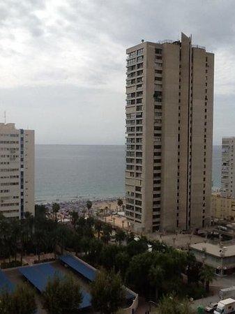 Hotel Don Pancho : desde nuestra habitacion