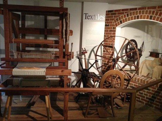 Museum of Cape Fear: Textiles