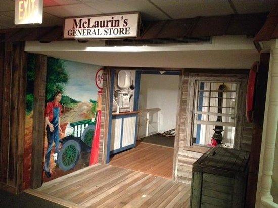 Museum of Cape Fear: McLauren's General Store