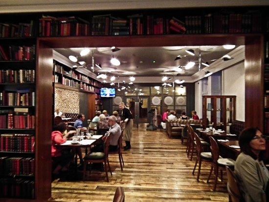 Ambassador Hotel & Health Club Cork: Sala de refeições