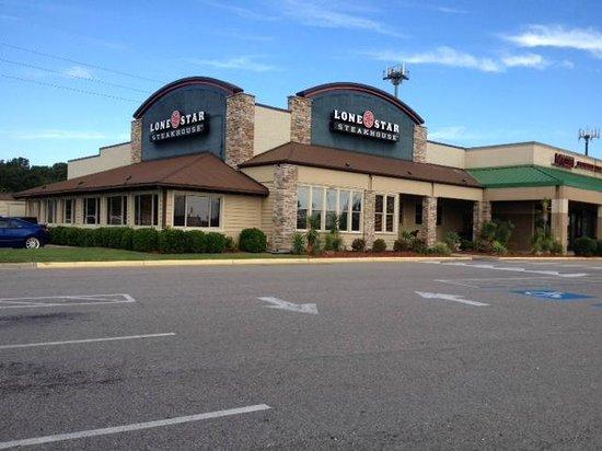 Lone Star Steakhouse Amp Saloon Fayetteville Restaurant