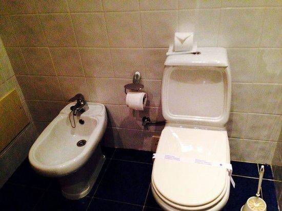 Alcazar Hotel & SPA: Bathroom