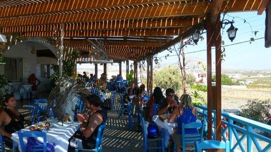 Theofanis Santorini Greece Restaurants