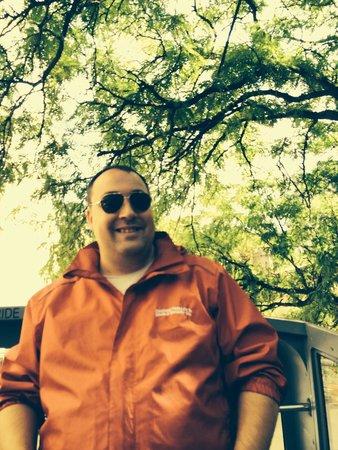 Chicago Trolley & Double Decker Co. : JasonMovieGuy rocks!
