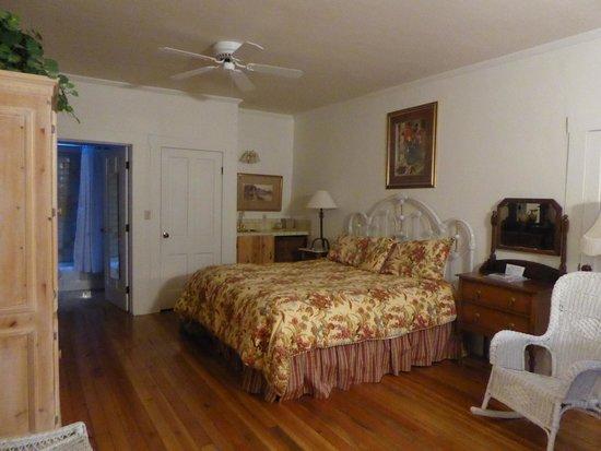 Casa Benavides Historic Inn: une chambre