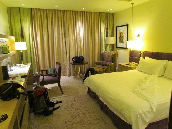 ITC Maratha, Mumbai : stanza da letto