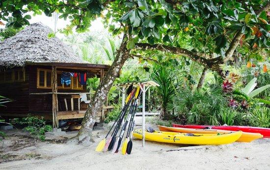 Casa Cayuco: Pelicano Beach Front Cabin
