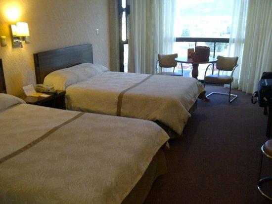 Hotel Real Plaza: Habitación