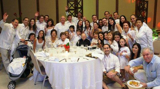 The Buenaventura Golf & Beach Resort Panama, Autograph Collection : fieta en el salon del hotel