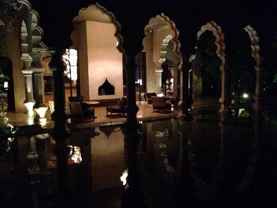 Palais Namaskar : Lobby