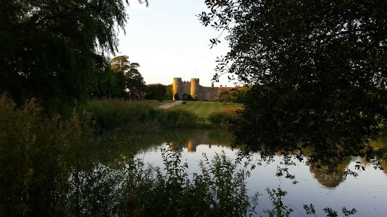 Amberley Castle: On one of the wonderful walks round the grounds