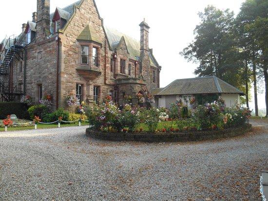Appleby Manor Hotel & Garden Spa: Entrance