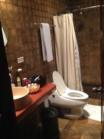 Hotel Palma Royale : Baño