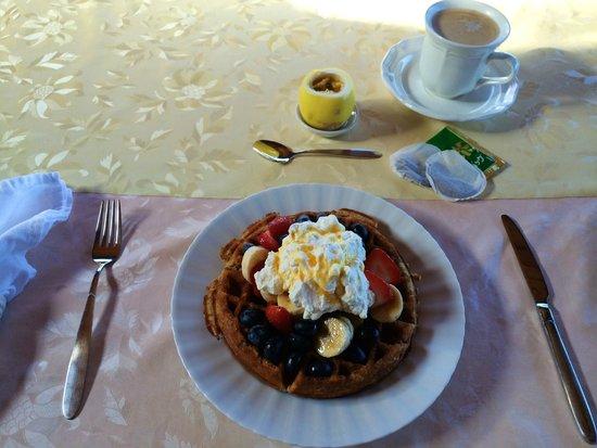 Aloha Guest House: Gourmet breakfast
