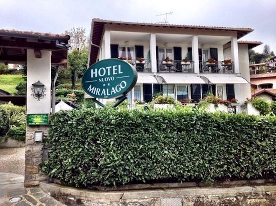 Hotel Miralago B&B and Apartments: entrance