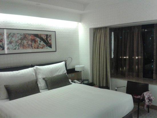 Royal Park Hotel: Bedroom