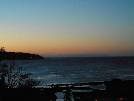 Hidden Harbour Vacation Rental and B&B: Aussicht