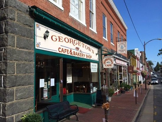 Best Views Restaurant Near Leesburg Va