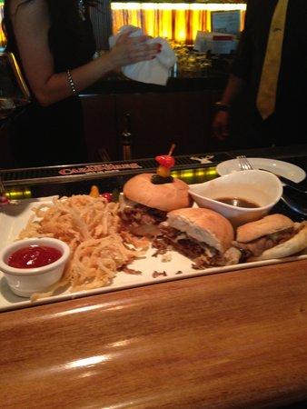 SC Prime Steakhouse & Bar : Prime Rib Sliders