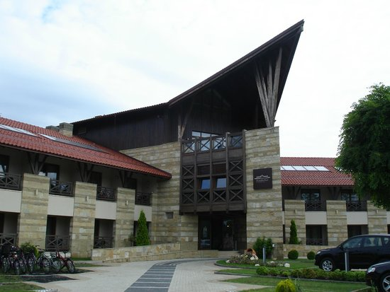 Veliko Gradište, Srbija: Hotel Danubia Park