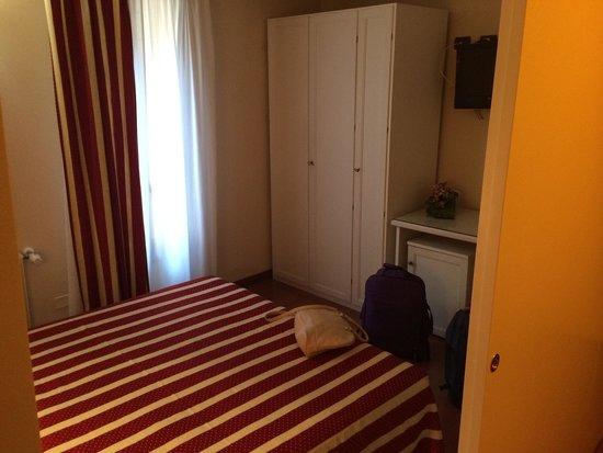 Venice Resorts: Queen bedroom in a room