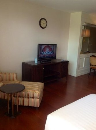 Centre Point Silom: our room
