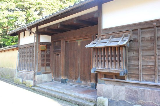 Nagamachi District : detalle vivienda
