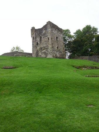 Peveril Castle: The Keep