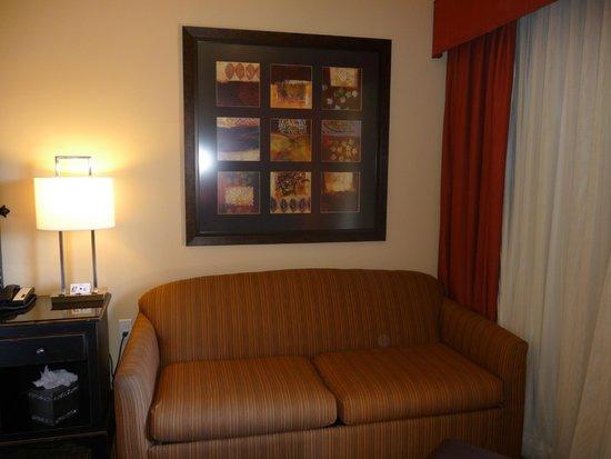 Best Western Plus Arroyo Roble Hotel & Creekside Villas: Sitting area