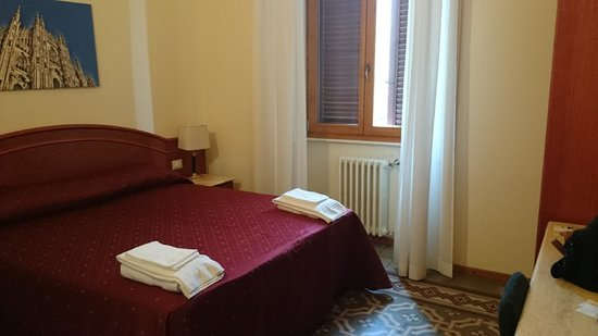 Hotel Palladio: Clean Rooms