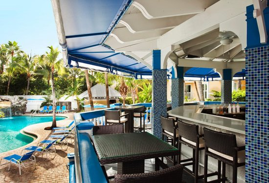 Sheraton Suites Key West: Sheraton Cabana Bar