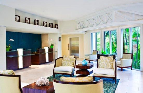 Sheraton Suites Key West: Sheraton Suites Lobby