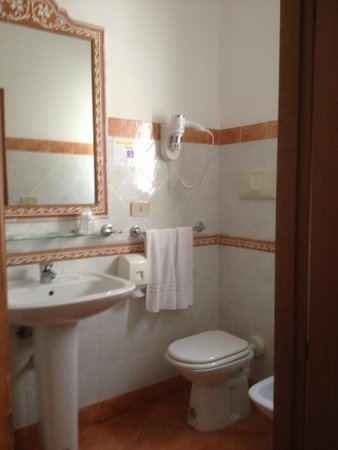 Hotel Elite : Bagno
