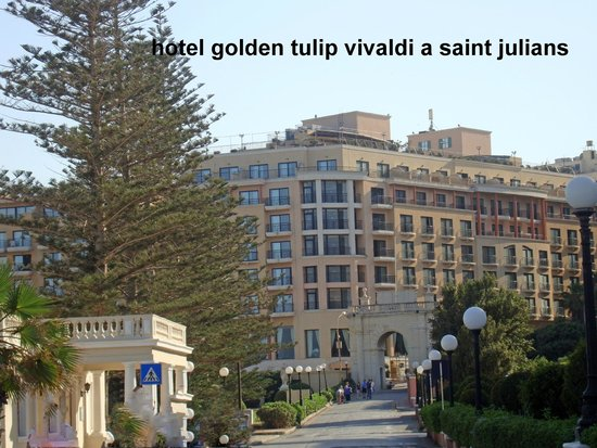 Golden Tulip Vivaldi Hotel: foto hotel