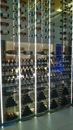 Hotel Saentispark : Wine