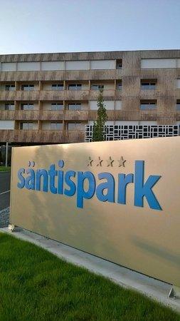 Hotel Saentispark : Santispark