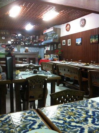 Restaurante Rosa das Iscas
