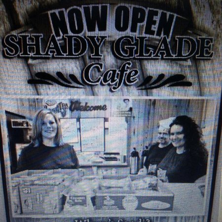 Shady Glade Cafe Uncertain Tx